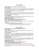 25 Đề thi thử ĐH môn Lịch Sử