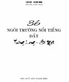 36 ngôi trường nổi tiếng đất Thăng Long - Hà Nội: Phần 1 - Lam Khê, Khánh Minh