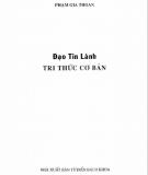 Ebook Đạo Tin Lành Tri thức cơ bản: Phần 2 - Phạm Gia Thoan
