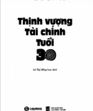 Thịnh vượng tài chính tuổi 30: Phần 1 - Go Detik Seong, Seong Jin, CKoi Pyong Hec