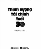 Thịnh vượng tài chính tuổi 30: Phần 2 - Go Detik Seong, Seong Jin, CKoi Pyong Hec