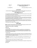 Quyết định 4448/QĐ-BYT năm 2013
