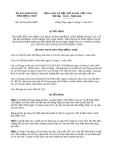 Quyết định 36/2013/QĐ-UBN
