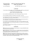 Quyết định 51/2013/QĐ-UBND tỉnh Bình Thuận