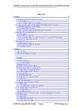 Đề tài: Tìm hiểu Learning Object và Việt Hóa công cụ Reload Editor trong thiết kế bài giảng
