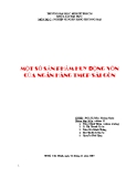 Tiểu luận nghiệp vụ ngân hàng thương mại: Sản phẩm huy động vốn của ngân hàng thương mại cổ phần Sài Gòn