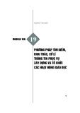 Module Mầm non 19: Phương pháp tìm kiếm, khai thác, xử lí thông tin phục vụ xây dựng tổ chức các hoạt động giáo dục - Hoàng Thị Nho
