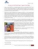 Truyện cổ tích Việt Nam: Người cưới ma