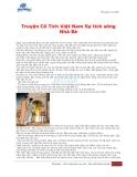 Truyện Cổ Tích Việt Nam Sự tích sông Nhà Bè