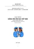 Giáo trình Giảng văn học Việt Nam: Phần 1- Trần Đăng Quyền