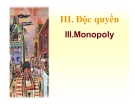 Bài giảng Kinh tế vi mô: Chương 3 - TS. Nguyễn Tiến Dũng