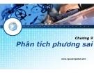 Bài giảng Nguyên lý thống kê: Chương 9 - Nguyễn Ngọc Lam