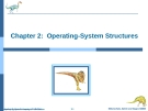 Bài giảng Hệ điều hành nâng cao - Chapter 2: Operating - System Structures