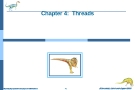 Bài giảng Hệ điều hành nâng cao - Chapter 4: Threads