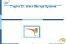 Bài giảng Hệ điều hành nâng cao -  Chapter 12: Mass - Storage Systems