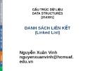 Bài giảng Cấu trúc dữ liệu: Chương 5 - Nguyễn Xuân Vinh