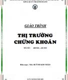Giáo trình Thị trường chứng khoán: Phần 1 - ThS. Huỳnh Kim Thảo