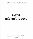 Ebook Bài tập điều khiển tự động: Phần 1 - Nguyễn Công Phương, Trương Ngọc Tuấn