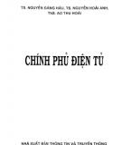 Ebook Chính phủ điện tử: Phần 2 - Nxb. TT&TT