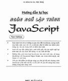 Ngôn ngữ lập trình JavarScript và hướng dẫn tự học : Phần 2