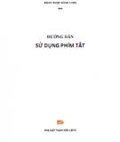 Ebook Hướng dẫn sử dụng phím tắt: Phần 1 - Đoàn Ngọc Đăng Linh