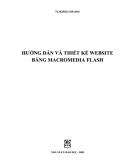 Ebook Hướng dẫn và thiết kế website  bằng Macromedia flash: Phần 1 - TS. Hoàng Vân Anh