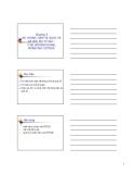 Bài giảng Tài chính Quốc tế: Chương 4 - Nguyễn Thị Hồng Vinh