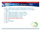 Bài giảng Quản trị mạng Linux: Bài 7 - TC Việt Khoa