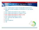Bài giảng Quản trị mạng Linux: Bài 5 - TC Việt Khoa