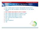 Bài giảng Quản trị mạng Linux: Bài 3 - TC Việt Khoa