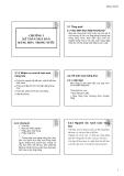 Bài giảng Kế toán thương mại dịch vụ: Chương 3 - Ths. Cồ Thị Thanh Hương