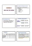 Bài giảng Kế toán thương mại dịch vụ: Chương 9 - Ths. Cồ Thị Thanh Hương