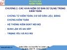 Bài giảng Kiểm toán: Chương 2 -  GV. Nguyễn Thị Chinh Lam