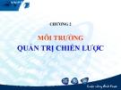 Bài giảng Quản trị chiến lược: Chương 2 - GS.TS Bùi Xuân Phong