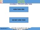 Bài giảng Kiểm toán: Chương 5 -  GV. Nguyễn Thị Chinh Lam