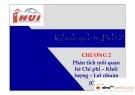 Bài giảng Kế toán quản trị: Chương 2 - ĐH Công nghiệp TP.HCM