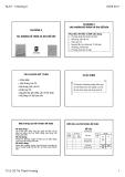 Bài giảng Nguyên lý kế toán: Chương 3 - Ths. Cồ Thị Thanh Hương