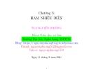 Bài giảng Toán cao cấp: Chương 3 - ThS. Nguyễn Phương