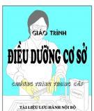 Giáo trình Điều dưỡng cơ sở: Phần 2 - BS. Nguyễn Văn Thịnh