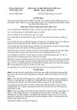 Quyết định 1830/QĐ-UBND năm 2013 tỉnh Vĩnh Long