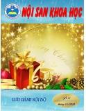 Nội san khoa học: Số 15 tháng 12/2010 - CĐYT Quảng Ninh