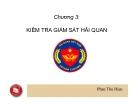 Bài giảng Nghiệp vụ hải quan: Chương 3 - Phan Thu Hiền