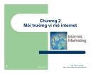 Bài giảng Internet marketing: Chương 2 - ThS. Trần Trí Dũng