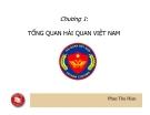 Bài giảng Nghiệp vụ hải quan: Chương 1 - Phan Thu Hiền