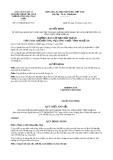 Quyết định 5177/QĐ-BCĐCCCVCC năm 2013