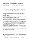 Quyết định 48/2013/QĐ-UBND tỉnh Bình Phước