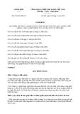 Nghị định số 174/2013/NĐ-CP