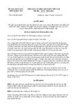 Quyết định 2346/QĐ-UBND năm 2013 tỉnh Quảng Trị