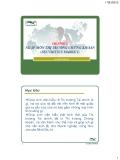 Bài giảng Thị trường chứng khoán: Chương 1 - Ths. Đinh Tiên Minh