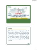 Bài giảng Thị trường chứng khoán: Chương 5 - Ths. Đinh Tiên Minh